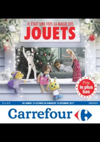 Prospectus Carrefour CHARENTON LE PONT : Il était une fois la magie des jouets