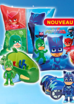 Catalogues et collections Maxi Toys : Les Pyjamasques sont chez Maxi Toys
