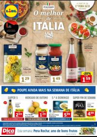 Folhetos Lidl Alcácer Do Sal : O melhor de Itália