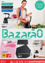 Folhetos Continente Bom Dia : Bazarão