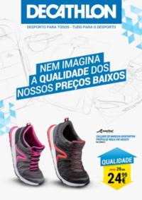 Folhetos DECATHLON Santarém : Nem imagina a qualidade dos nossos preços baixos