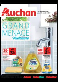 Prospectus Auchan AVRILLE : Grand ménage d'automne