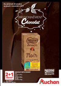 Prospectus Auchan ISSY LES MOULINEAUX : Passionnément chocolat