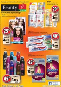 Folhetos Beauty Stores Moscavide : Descontos do mês
