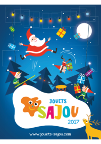 Catalogues et collections Jouets Sajou Joinville-le-Pont : Catalogue de Noël 2017