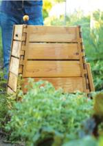 Catalogues et collections Botanic : Votre composteur en bois à 89,95€