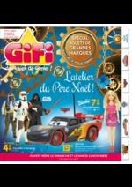 Catalogues et collections Gifi : L'atelier du père Noël !