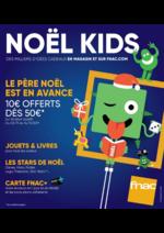 Promos et remises  : Noël kids