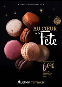 Catalogues et collections Auchan ISSY LES MOULINEAUX : Au coeur de la Fête