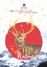 Catalogues et collections Nature & Découvertes CERGY-PONTOISE : Catalogue Noël Nature