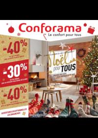 Prospectus Conforama COLOMBES : Noël pour tous