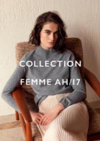 Catalogues et collections Montagut Paris : Collection femme automne-hiver