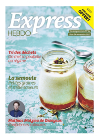Journaux et magazines Carrefour Express Paris 114 boulevard St Germain : Feuilletez le magazine Contact Hebdo
