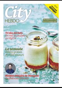 Journaux et magazines Carrefour city BOULOGNE BILLANCOURT 106 : Feuilletez le magazine Contact Hebdo