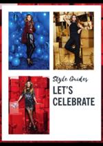Catálogos e Coleções Lidl : Style Guides: Let's Celebrate