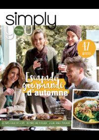 Journaux et magazines Carrefour Express WEMMEL : Magazine Novembre 2017