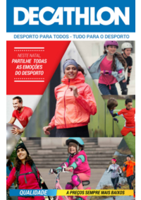 Folhetos DECATHLON Almada : Neste Natal partilhe todas as emoções do desporto