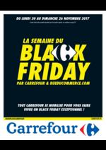 Promos et remises  : La semaine du black friday