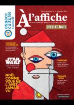 Journaux et magazines E.Leclerc : A l'affiche Spécial Noël