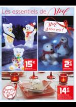 Prospectus Gifi : Les essentiels de Noël
