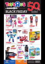 Folhetos Toys R Us : Black friday até -50%
