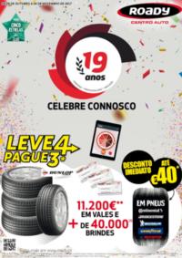 Folhetos Roady Carregado : Celebre connosco