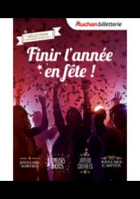 Prospectus Auchan Supermarché Paris 12 Daumesnil : Finir l'année en fête !