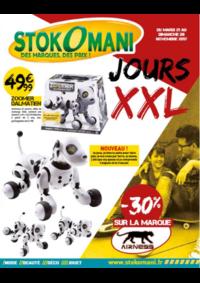 Prospectus Stokomani Saint-Ouen-l'Aumône : Jours XXL