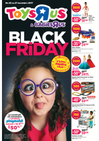 Prospectus Toys R Us ORGEVAL : Black friday