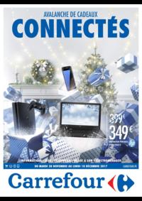Prospectus Carrefour CHARENTON LE PONT : Avalanche de cadeaux connectés