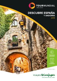 Catálogos y colecciones Viajes El Corte Inglés Alcorcón San José de Valderas : Descubre España y Andorra 2018