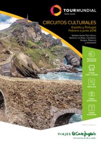 Catálogos y colecciones Viajes El Corte Inglés Alcorcón San José de Valderas : Circuitos culturales España y Portugal