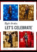Prospectus Lidl : Style guides Let's celebrate