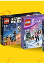 Catalogues et collections King Jouet : Venez découvrir la collection de Lego