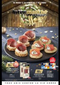 Prospectus Intermarché Super L'Union : Noël