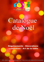 Catalogues et collections  : Feuilletez le catalogue de Noël