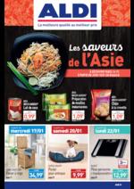 Prospectus Aldi : Les saveurs de l'Asie