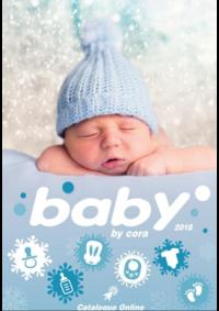Prospectus Cora WOLUWE : Baby by Cora