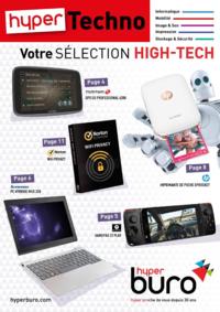 Prospectus Hyperburo Paris 8 - La Licorne : Votre sélection High-Tech