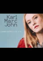 Catalogues et collections Karl Marc John : Venez découvrir le lookbook
