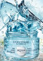 Catalogues et collections L'Occitane : Plongez dans une hydratation intense