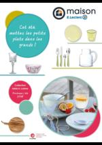 Prospectus E.Leclerc : Cet été mettez les petits plats dans les grands !