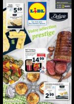 Prospectus Lidl : Votre sélection prestige