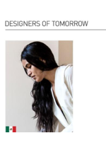Catalogues et collections Habitat : Designers of tomorrow special vaisselle