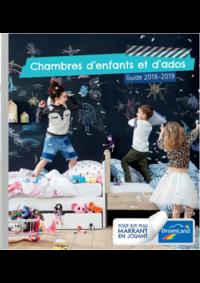 Guides et conseils Dreamland DROGENBOS : Chambres d'enfants et d'ados Guide 2018-2019