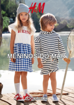 Catálogos e Coleções H&M : Lookbook criança Meninos do mar
