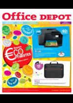 Prospectus  : Soyons €coptimistes avec Office Depot