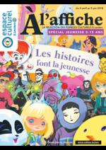 Catalogues et collections E.Leclerc : A l'affiche