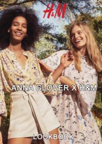 Catalogues et collections H&M Anderlecht : Lookbook femme Anna Glover X H&M