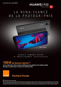 Prospectus Orange : La renaissance de la photographie